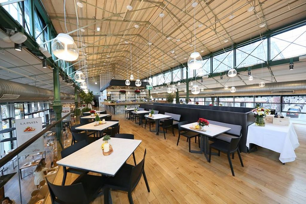 """Photo of Le Verdure at Eataly Torino Lingotto  by <a href=""""/members/profile/community"""">community</a> <br/>inside  Le Verdure at Eataly Torino Lingotto   <br/> January 4, 2016  - <a href='/contact/abuse/image/67383/131017'>Report</a>"""
