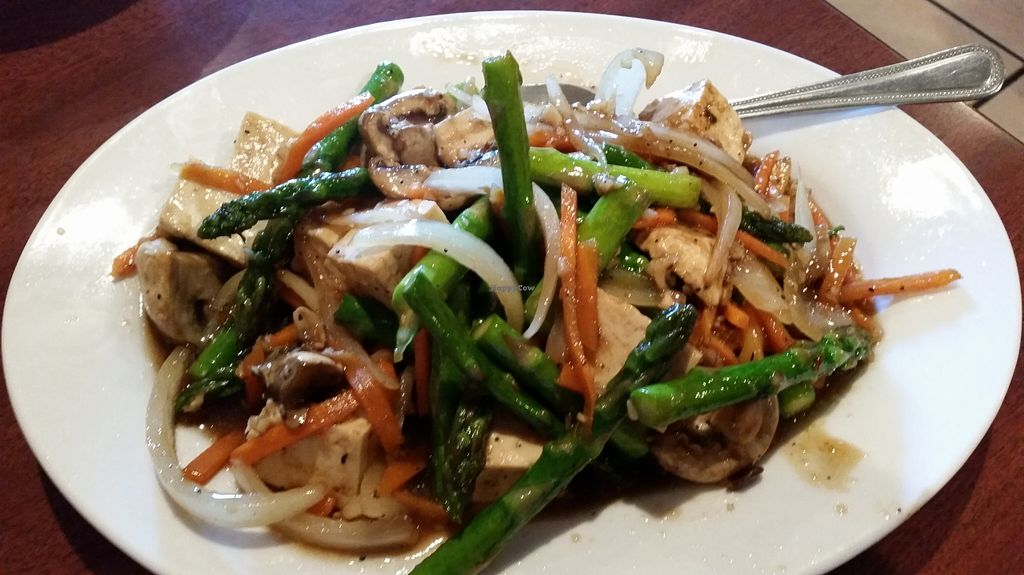 """Photo of Thai Chili  by <a href=""""/members/profile/karl8704"""">karl8704</a> <br/>Thai Chili's Asparagus Delight (regular) <br/> March 31, 2016  - <a href='/contact/abuse/image/67394/142151'>Report</a>"""