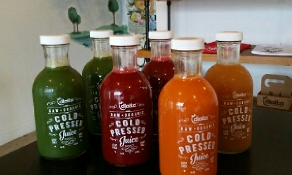 "Photo of Diaita Cold Pressed Juice  by <a href=""/members/profile/snymealy"">snymealy</a> <br/>1Day Reboot!!  <br/> December 24, 2015  - <a href='/contact/abuse/image/67447/216148'>Report</a>"