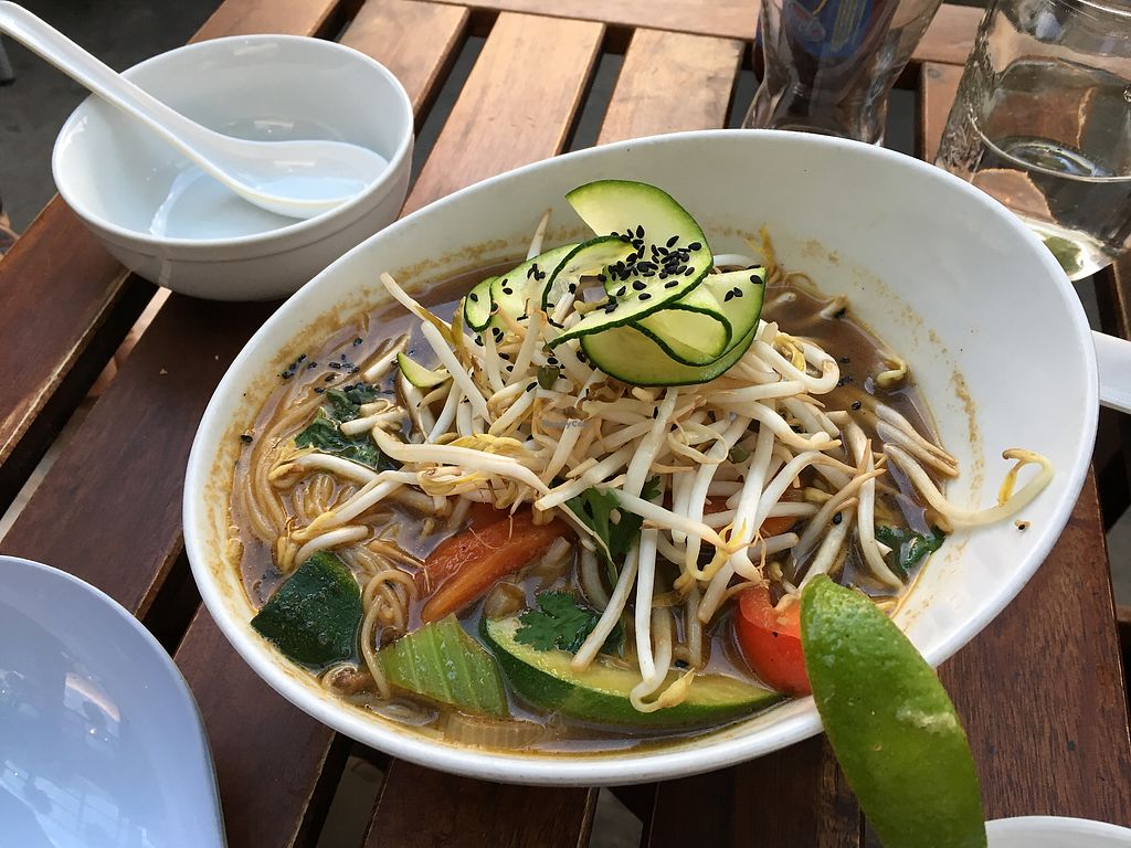 "Photo of Nourish Bistro  by <a href=""/members/profile/dlachica"">dlachica</a> <br/>pho yo <br/> September 3, 2017  - <a href='/contact/abuse/image/6744/300562'>Report</a>"