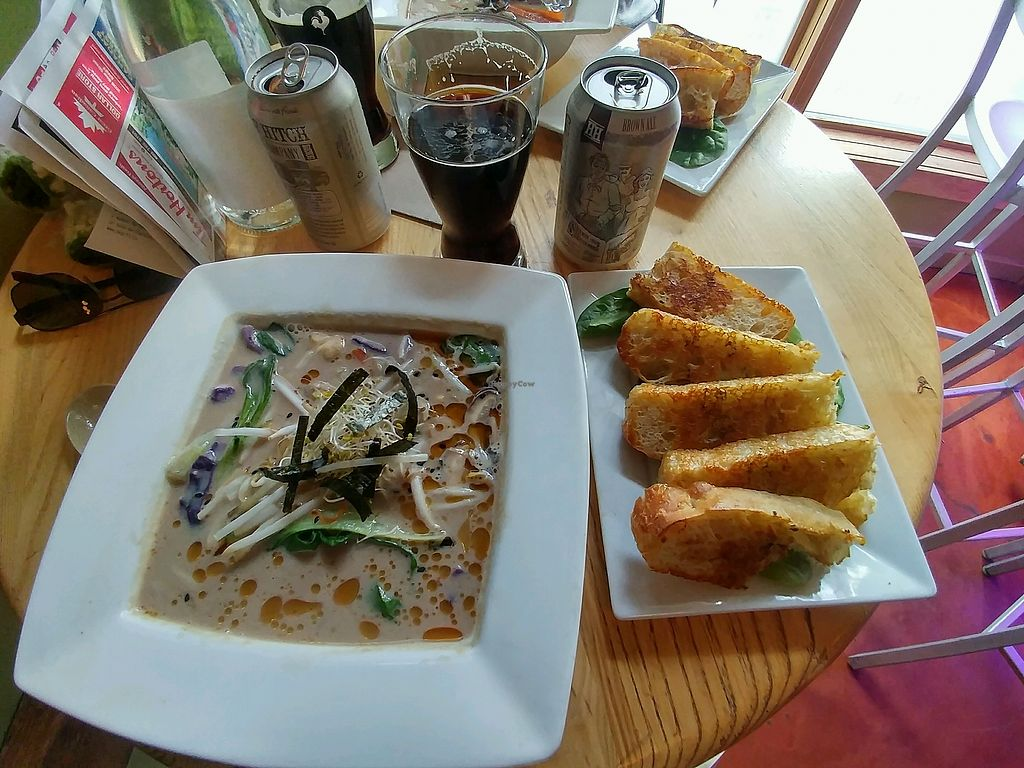 "Photo of Nourish Bistro  by <a href=""/members/profile/JimBray"">JimBray</a> <br/>The ramen was sublime! <br/> May 19, 2018  - <a href='/contact/abuse/image/6744/401747'>Report</a>"