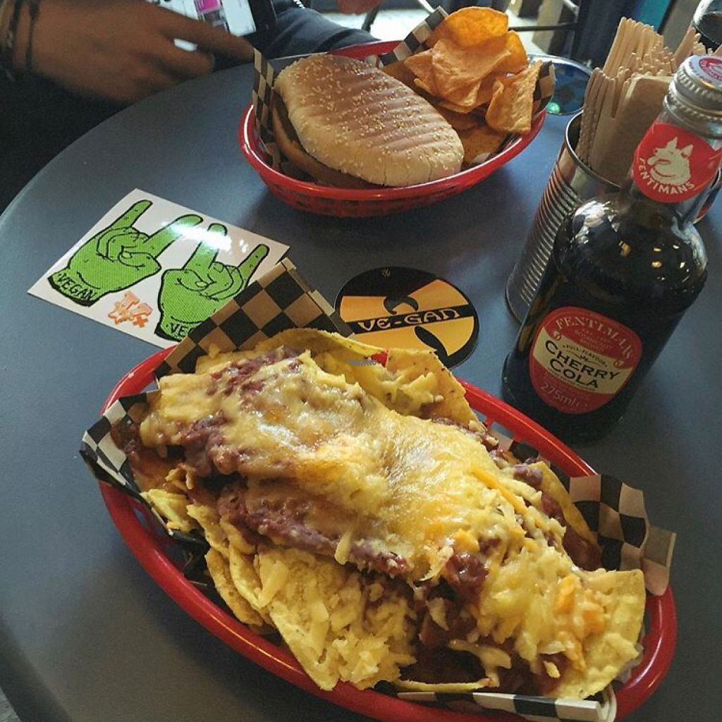"""Photo of Vx  by <a href=""""/members/profile/vant"""">vant</a> <br/>vx nachos and bbq burger <br/> February 26, 2017  - <a href='/contact/abuse/image/67456/230684'>Report</a>"""