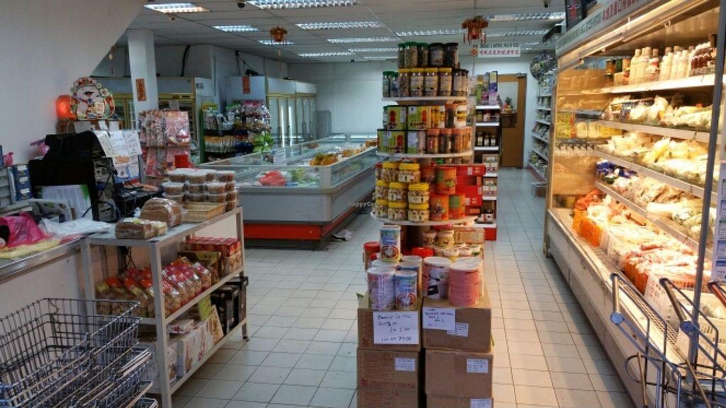 "Photo of Yolek Vegetarian & Organic Mart  by <a href=""/members/profile/Joe%20Tan"">Joe Tan</a> <br/>Variety Vegetarian and Organic products <br/> December 25, 2015  - <a href='/contact/abuse/image/67464/129752'>Report</a>"