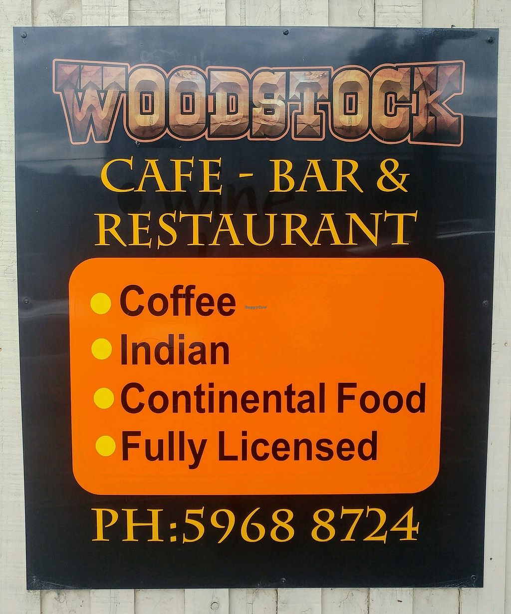 """Photo of Woodstock Cafe Bar and Restaurant  by <a href=""""/members/profile/verbosity"""">verbosity</a> <br/>Woodstock <br/> February 24, 2018  - <a href='/contact/abuse/image/67475/363004'>Report</a>"""
