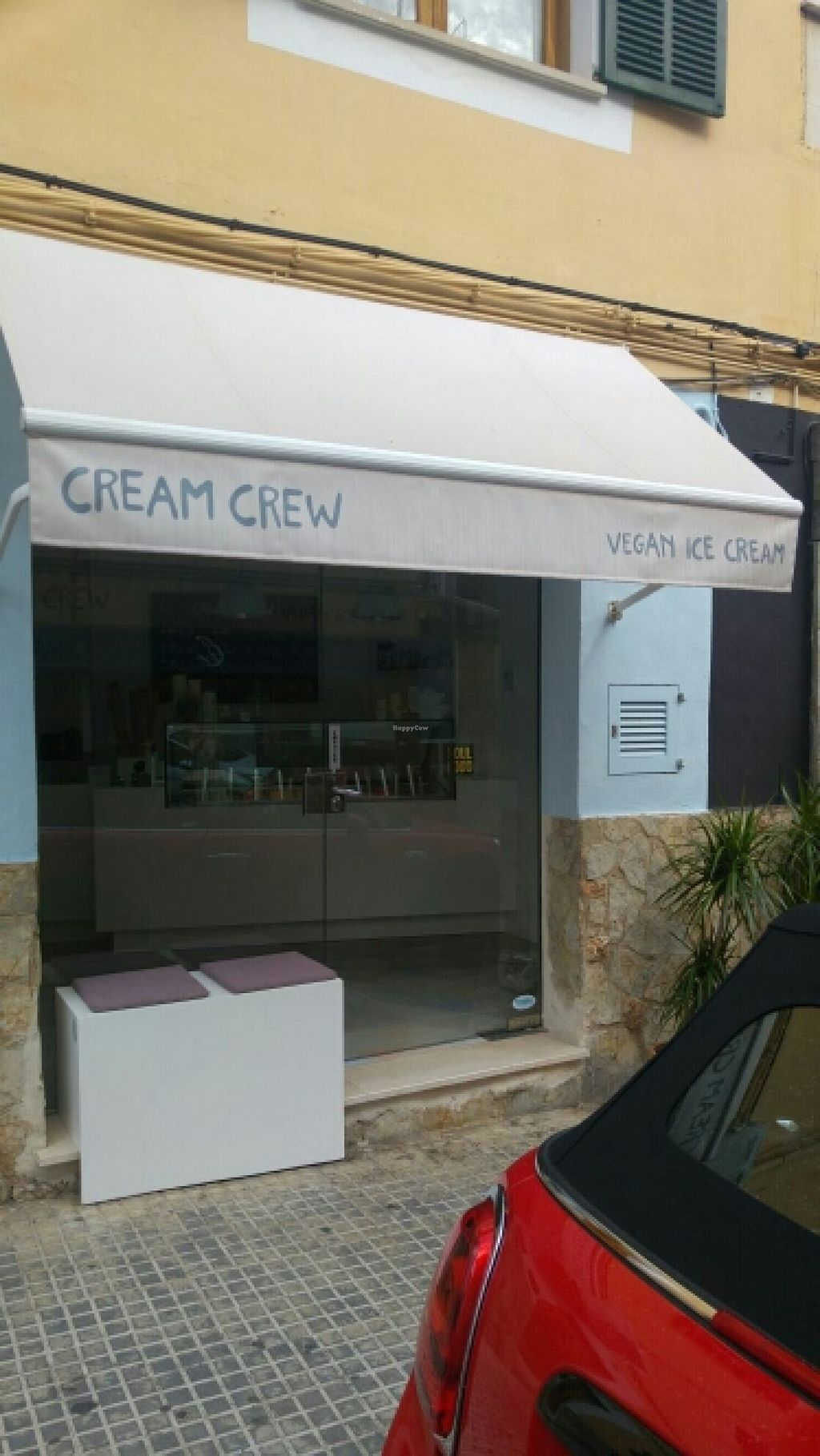 """Photo of Cream Crew  by <a href=""""/members/profile/Melissaj1990"""">Melissaj1990</a> <br/>Shop front  <br/> July 8, 2016  - <a href='/contact/abuse/image/67479/158515'>Report</a>"""