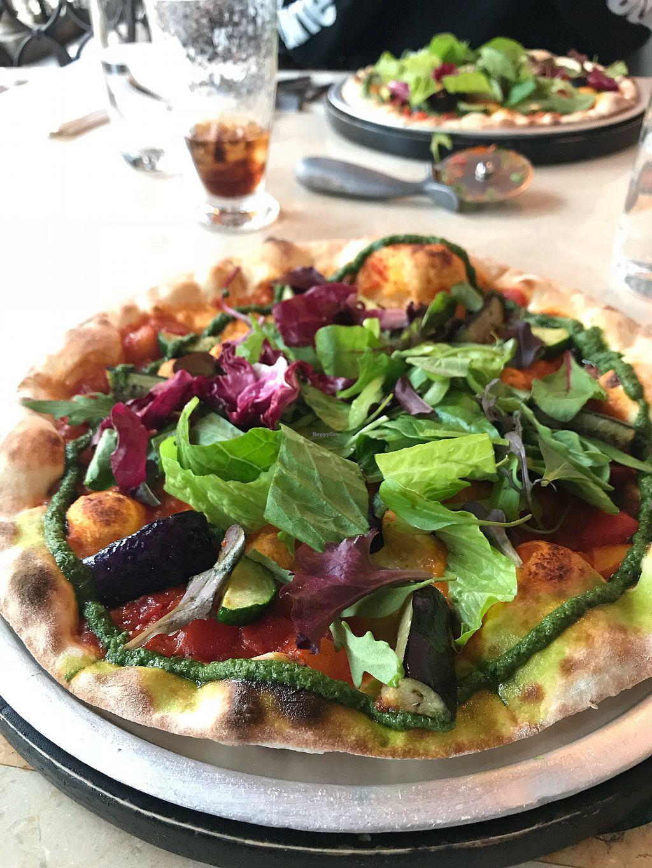 "Photo of Ristorante di Canaletto  by <a href=""/members/profile/maddicoo%40live.com.au"">maddicoo@live.com.au</a> <br/>Vegan vegetable pizza (need to request) <br/> November 30, 2017  - <a href='/contact/abuse/image/67496/330758'>Report</a>"
