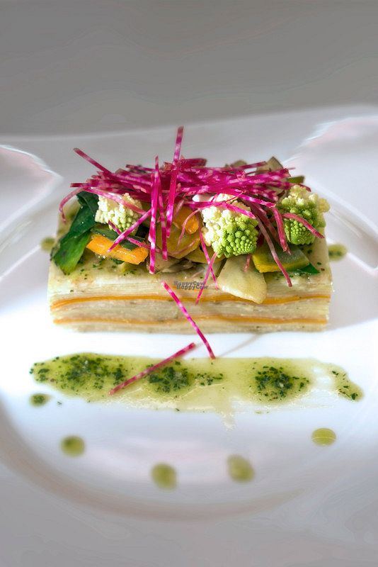 """Photo of Casa Fabiana  by <a href=""""/members/profile/Meaks"""">Meaks</a> <br/>Millefeuille de légumes <br/> October 28, 2016  - <a href='/contact/abuse/image/67501/185020'>Report</a>"""