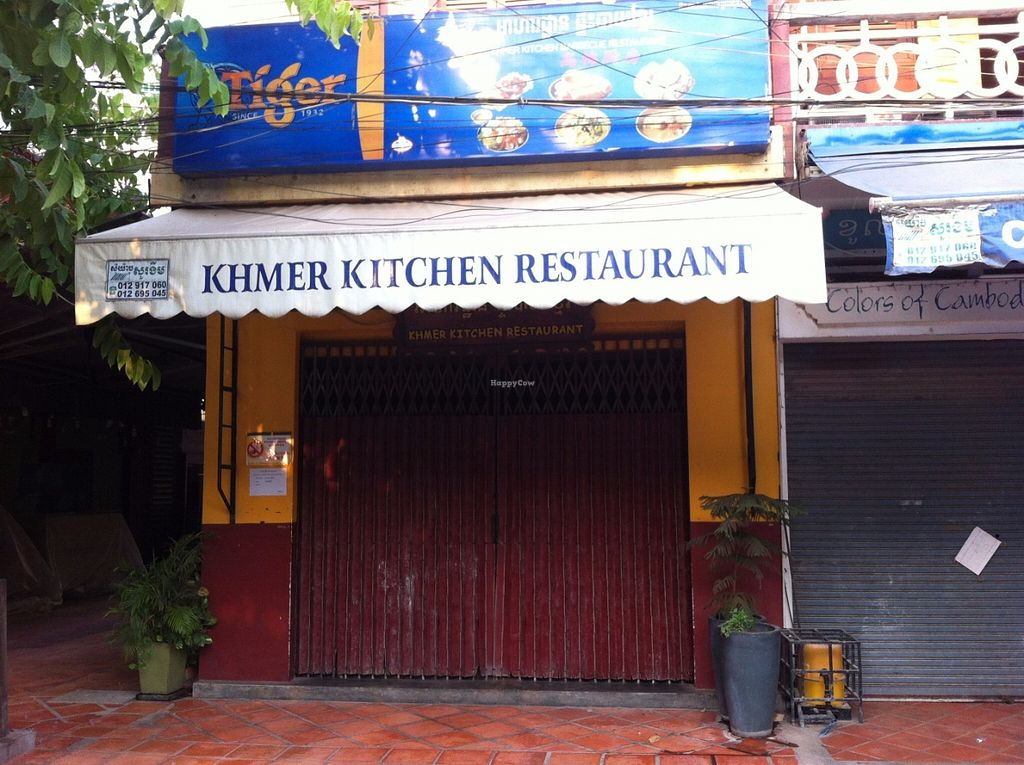 """Photo of Khmer Kitchen Restaurant   by <a href=""""/members/profile/alcozar"""">alcozar</a> <br/>Storefront <br/> June 1, 2016  - <a href='/contact/abuse/image/67504/151788'>Report</a>"""