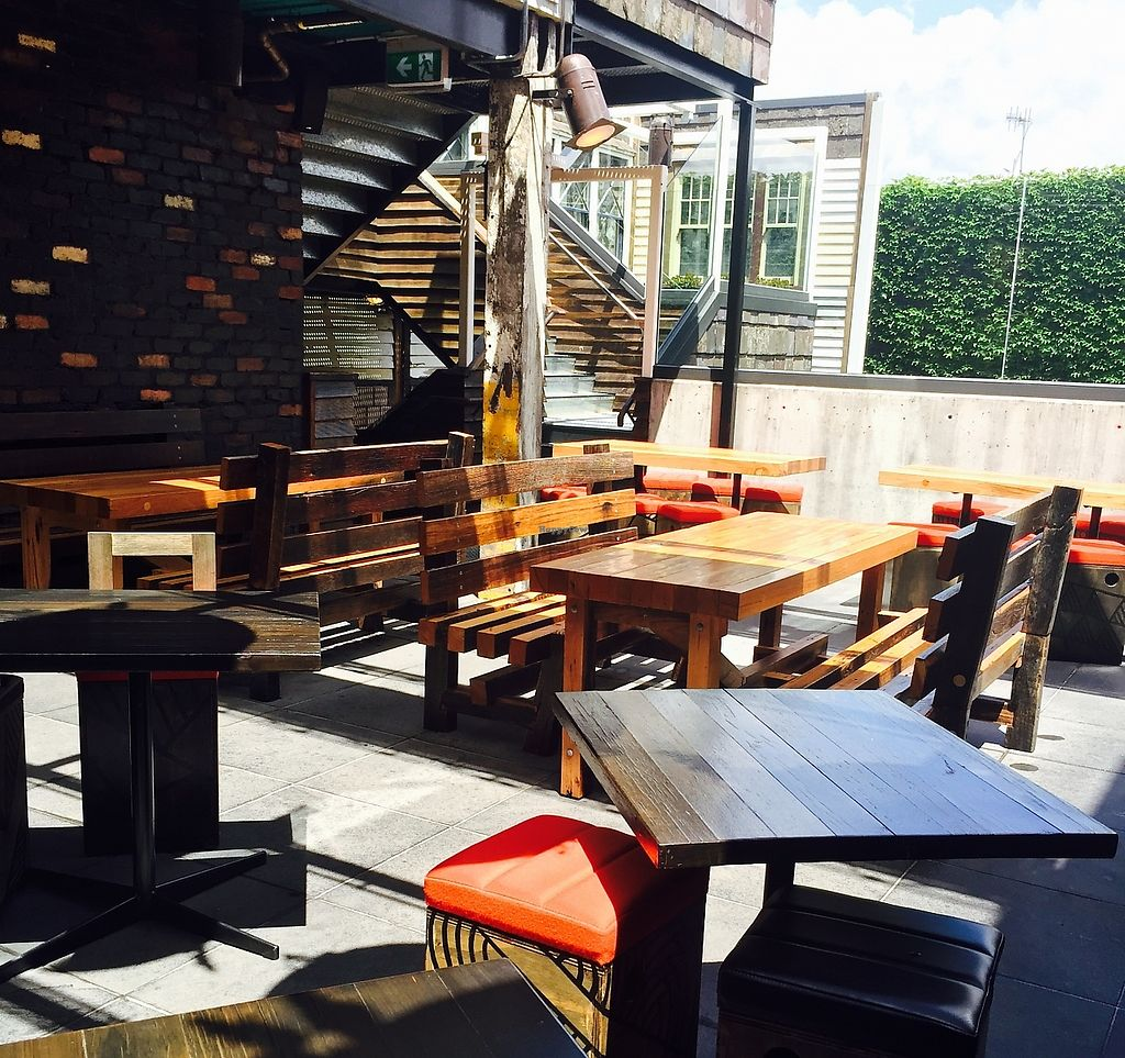 """Photo of Village People Hawker Foodhall  by <a href=""""/members/profile/karlaess"""">karlaess</a> <br/>Alfresco dining area <br/> December 25, 2015  - <a href='/contact/abuse/image/67522/256528'>Report</a>"""