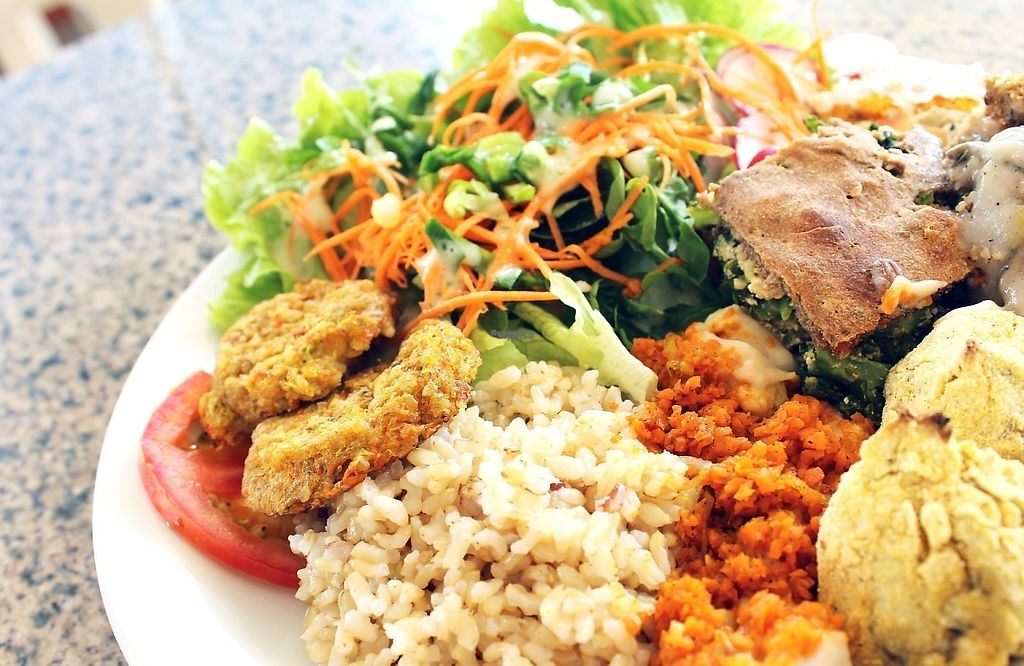 """Photo of Organicos & Organicos  by <a href=""""/members/profile/Artur47192"""">Artur47192</a> <br/>Normal plate that you can make every lunch! Always fresh and organic <br/> November 10, 2016  - <a href='/contact/abuse/image/67596/188281'>Report</a>"""