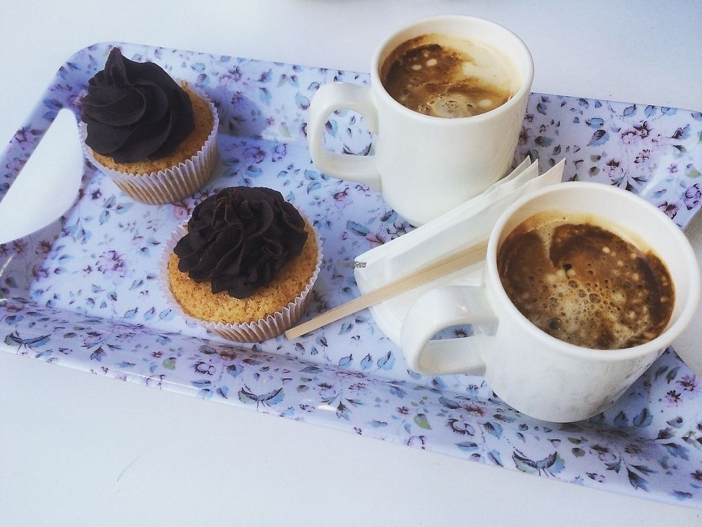 "Photo of La Buena  by <a href=""/members/profile/katiemc5"">katiemc5</a> <br/>Chocolate orange muffins