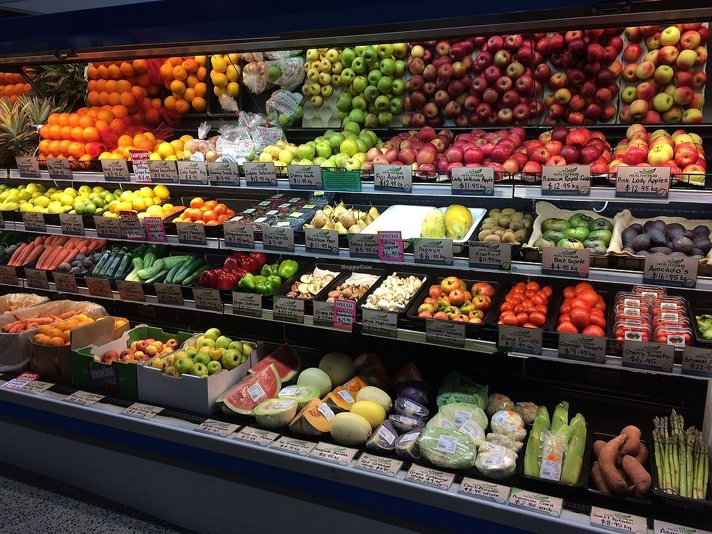"""Photo of The Healthy Hub  by <a href=""""/members/profile/AlisonDonnelly"""">AlisonDonnelly</a> <br/>Fresh organic produce available every day <br/> November 20, 2017  - <a href='/contact/abuse/image/67627/327358'>Report</a>"""