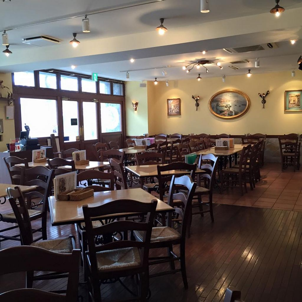 """Photo of Pizzeria GG  by <a href=""""/members/profile/community"""">community</a> <br/>Inside Pizzeria GG  <br/> January 10, 2016  - <a href='/contact/abuse/image/67696/131957'>Report</a>"""