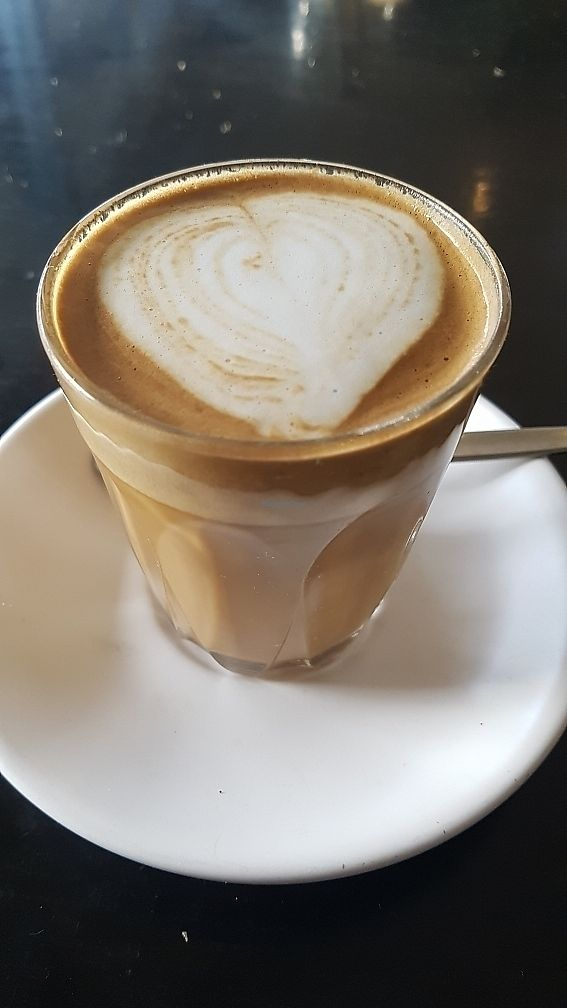 """Photo of Island Whole Foods  by <a href=""""/members/profile/PurpleGoat"""">PurpleGoat</a> <br/>Yummy coffee!  <br/> June 28, 2017  - <a href='/contact/abuse/image/67701/274216'>Report</a>"""