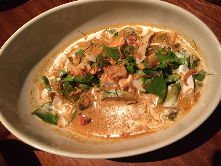 "Photo of Farang  by <a href=""/members/profile/dlachica"">dlachica</a> <br/>curry, grilled Thai squash <br/> September 19, 2016  - <a href='/contact/abuse/image/67706/176902'>Report</a>"
