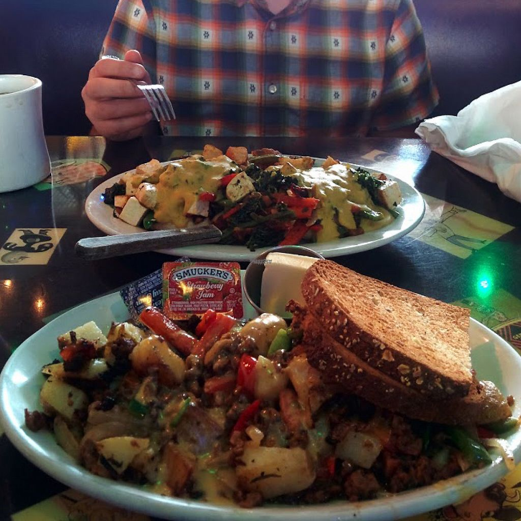 "Photo of Pick Me Up Cafe  by <a href=""/members/profile/makemenervous"">makemenervous</a> <br/>Vegan Brunch <br/> March 22, 2017  - <a href='/contact/abuse/image/6771/239550'>Report</a>"