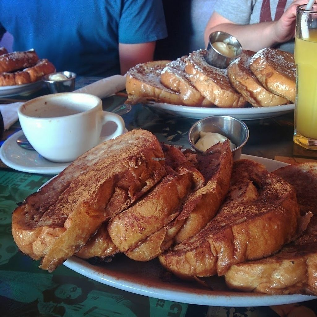 "Photo of Pick Me Up Cafe  by <a href=""/members/profile/makemenervous"">makemenervous</a> <br/>Vegan French Toast <br/> March 22, 2017  - <a href='/contact/abuse/image/6771/239551'>Report</a>"