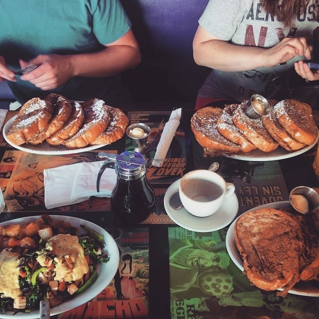"Photo of Pick Me Up Cafe  by <a href=""/members/profile/makemenervous"">makemenervous</a> <br/>Vegan Brunch <br/> March 22, 2017  - <a href='/contact/abuse/image/6771/239552'>Report</a>"