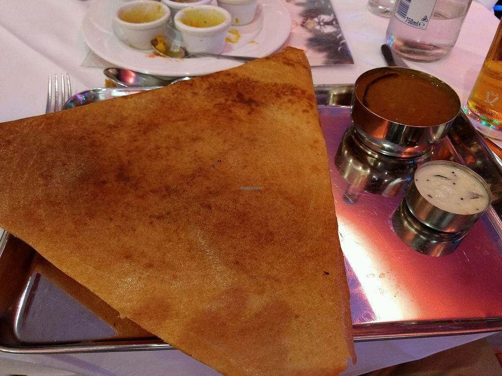"""Photo of Ury Authentic Indian Cuisine  by <a href=""""/members/profile/craigmc"""">craigmc</a> <br/>dosa <br/> December 6, 2017  - <a href='/contact/abuse/image/67724/332933'>Report</a>"""