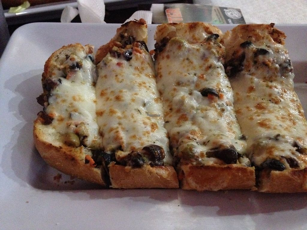 """Photo of Mellow Mushroom   by <a href=""""/members/profile/BreannaWhite"""">BreannaWhite</a> <br/>Cheese Bread <br/> November 11, 2016  - <a href='/contact/abuse/image/67729/188772'>Report</a>"""