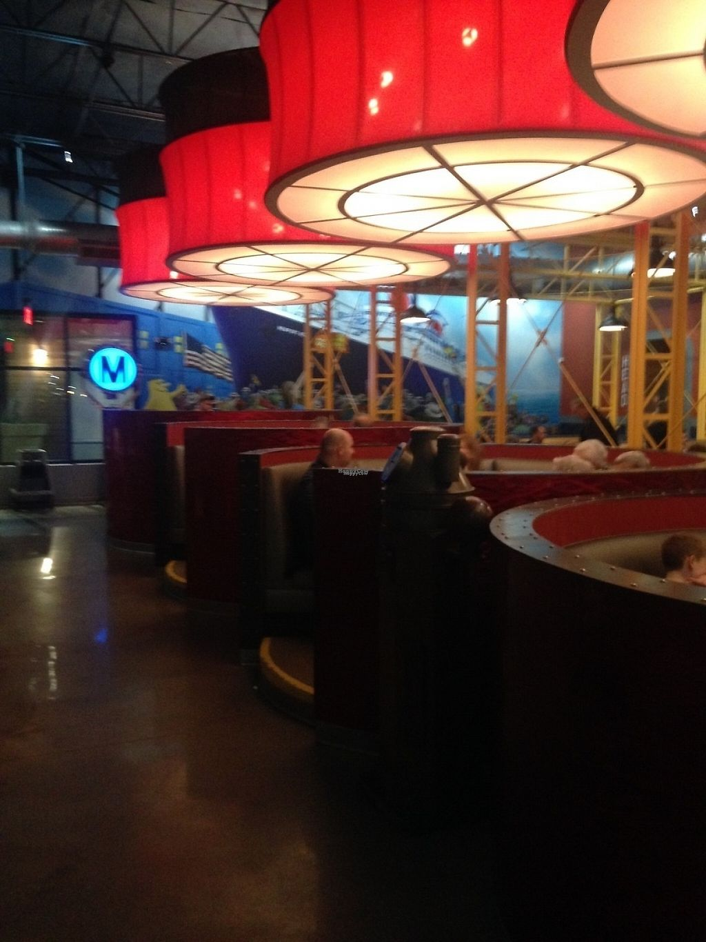 """Photo of Mellow Mushroom   by <a href=""""/members/profile/BreannaWhite"""">BreannaWhite</a> <br/>interior <br/> November 11, 2016  - <a href='/contact/abuse/image/67729/188775'>Report</a>"""