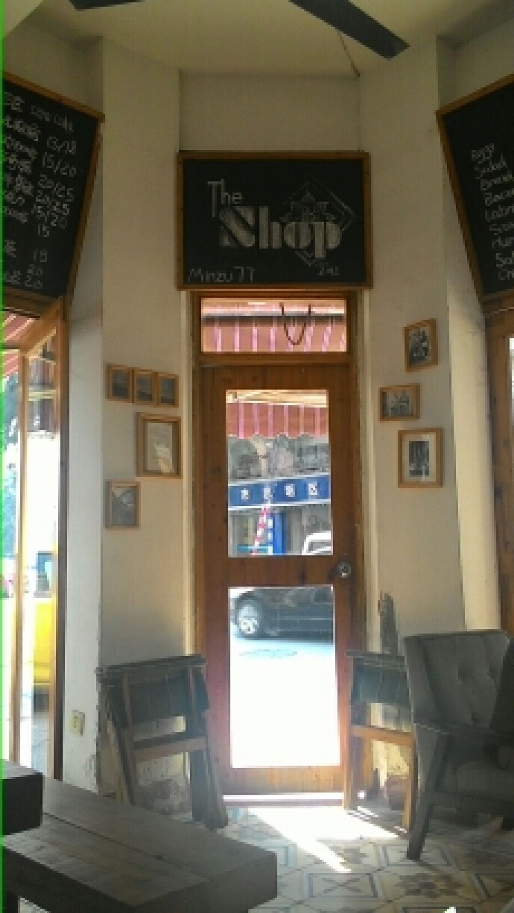 "Photo of The Shop  by <a href=""/members/profile/Olena38"">Olena38</a> <br/>The entrance. Please mind there's no singboard displayed out the shop <br/> January 1, 2016  - <a href='/contact/abuse/image/67761/130642'>Report</a>"