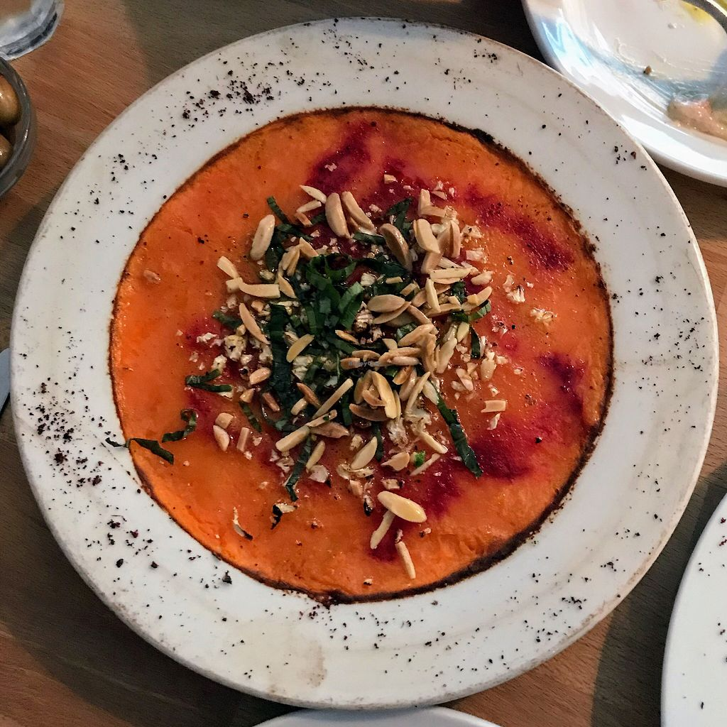 """Photo of ManaMana  by <a href=""""/members/profile/53RBC"""">53RBC</a> <br/>Sweet potato carpaccio  <br/> September 25, 2017  - <a href='/contact/abuse/image/67769/308142'>Report</a>"""