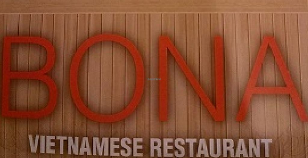 """Photo of Bona Restaurant  by <a href=""""/members/profile/Razz"""">Razz</a> <br/>Bona menu <br/> January 2, 2016  - <a href='/contact/abuse/image/67810/206848'>Report</a>"""