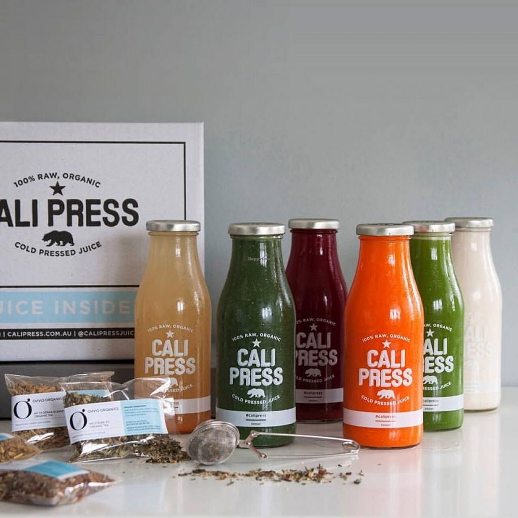 """Photo of Cali Press  by <a href=""""/members/profile/community"""">community</a> <br/>fresh juices  <br/> January 11, 2016  - <a href='/contact/abuse/image/67816/132108'>Report</a>"""