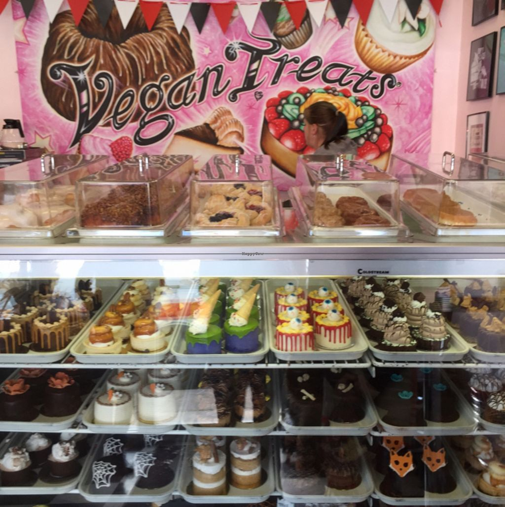 """Photo of Vegan Treats Bakery  by <a href=""""/members/profile/AshleaRae"""">AshleaRae</a> <br/>1 of everything please! <br/> October 16, 2015  - <a href='/contact/abuse/image/6784/121508'>Report</a>"""