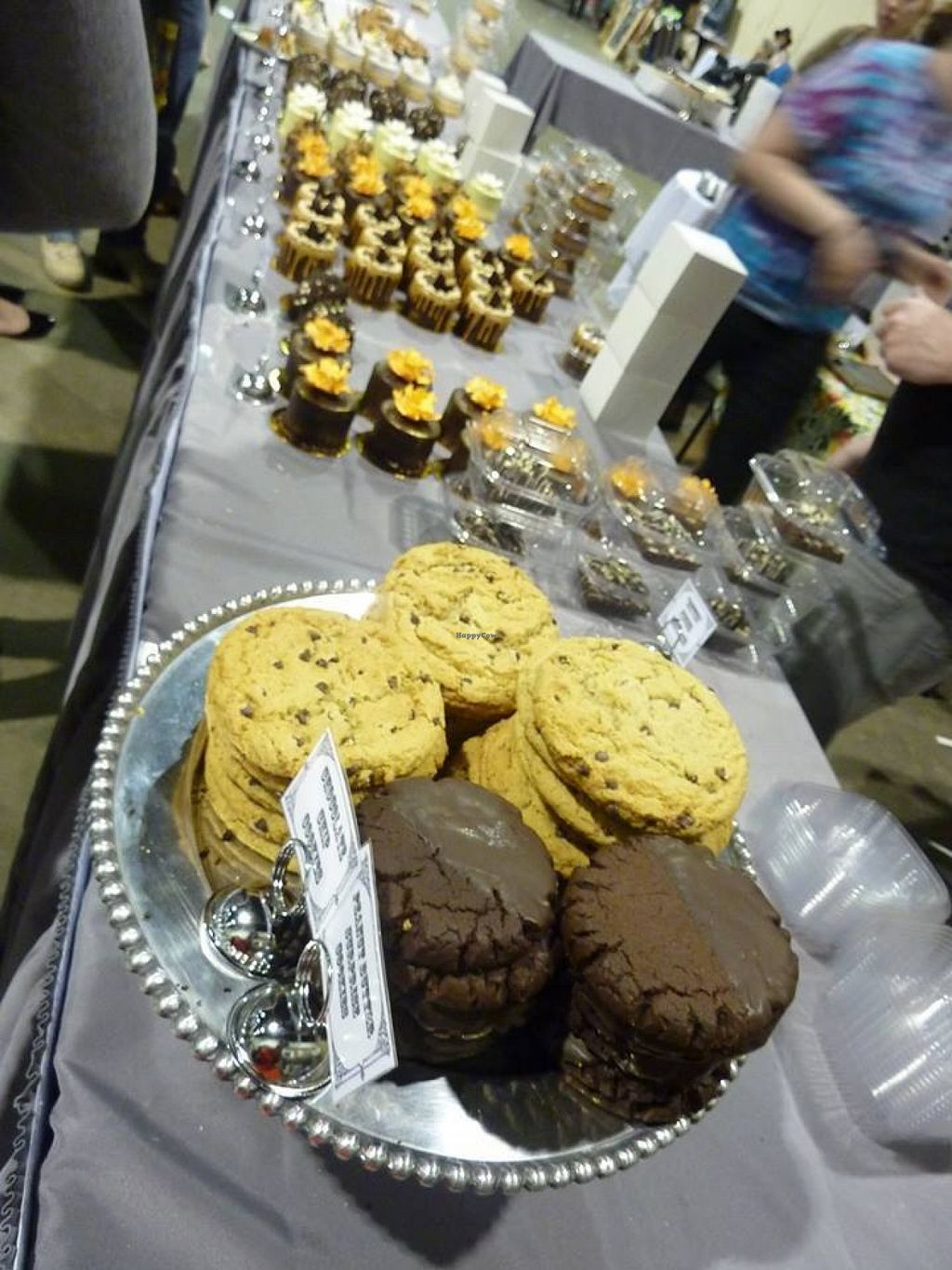 """Photo of Vegan Treats Bakery  by <a href=""""/members/profile/MizzB"""">MizzB</a> <br/>Vegan Treats <br/> February 2, 2016  - <a href='/contact/abuse/image/6784/134729'>Report</a>"""
