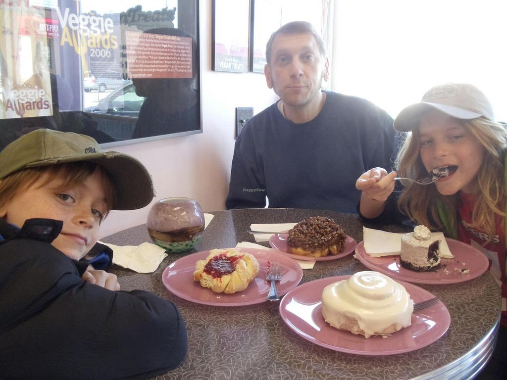 """Photo of Vegan Treats Bakery  by <a href=""""/members/profile/vegfam"""">vegfam</a> <br/>In heaven! <br/> April 16, 2014  - <a href='/contact/abuse/image/6784/67743'>Report</a>"""