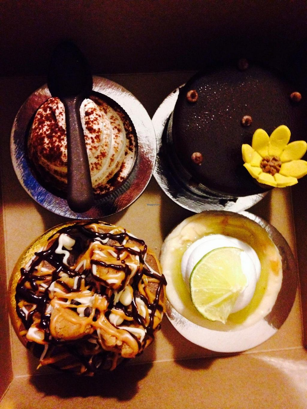 """Photo of Vegan Treats Bakery  by <a href=""""/members/profile/cookiem"""">cookiem</a> <br/>French pastries- gluten free <br/> September 16, 2014  - <a href='/contact/abuse/image/6784/80146'>Report</a>"""