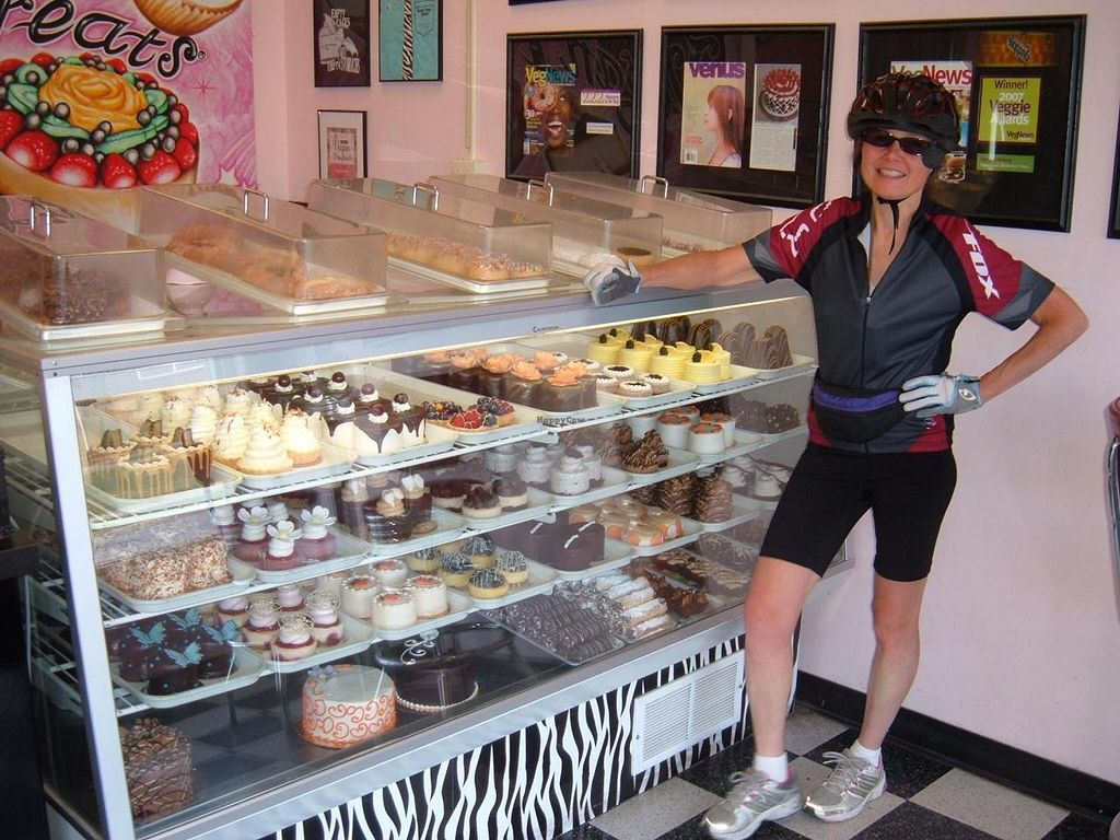 """Photo of Vegan Treats Bakery  by <a href=""""/members/profile/dorisrumours"""">dorisrumours</a> <br/>amazing selection of beautiful vegan treats <br/> September 29, 2014  - <a href='/contact/abuse/image/6784/81622'>Report</a>"""