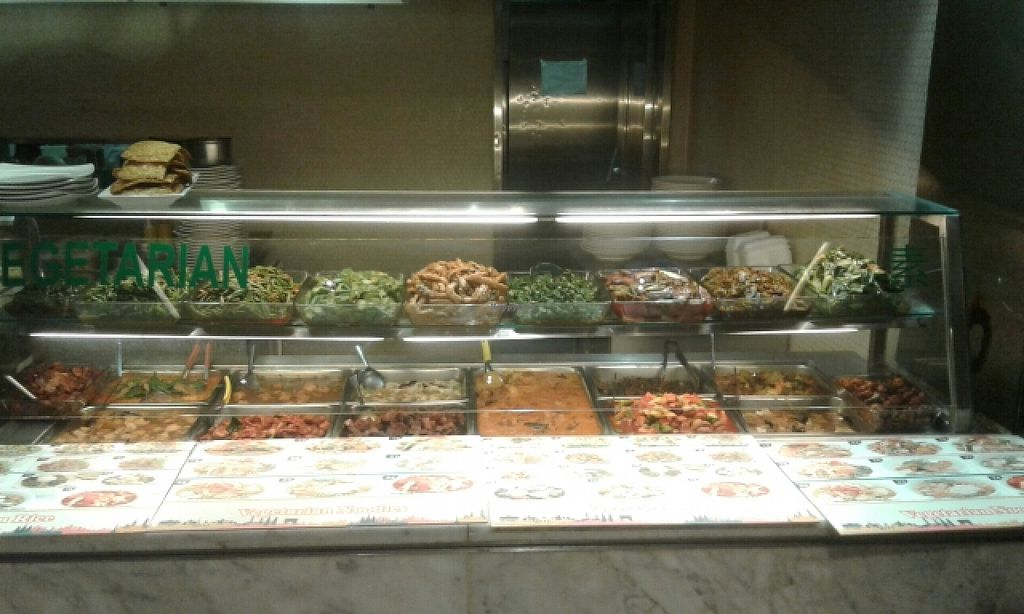 """Photo of Food Republic Vegetarian Food Stall  by <a href=""""/members/profile/Stevie"""">Stevie</a> <br/> April 12, 2016  - <a href='/contact/abuse/image/67850/144312'>Report</a>"""