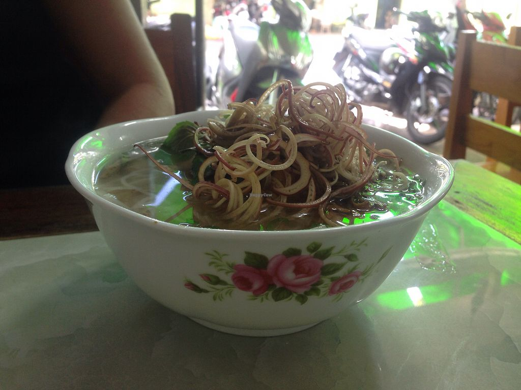 """Photo of Bach Thao  by <a href=""""/members/profile/MelanievanLeeuwen"""">MelanievanLeeuwen</a> <br/>Thai noodle soup <br/> November 17, 2017  - <a href='/contact/abuse/image/67891/326431'>Report</a>"""