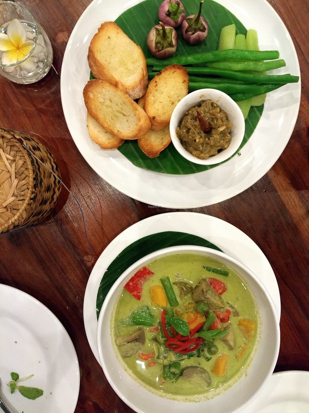 "Photo of Khaiphaen  by <a href=""/members/profile/Kkdempsey"">Kkdempsey</a> <br/>Smoky aubergine dip was great, green curry was also good, ask for no fish sauce and no egg tofu <br/> November 30, 2017  - <a href='/contact/abuse/image/67897/330729'>Report</a>"