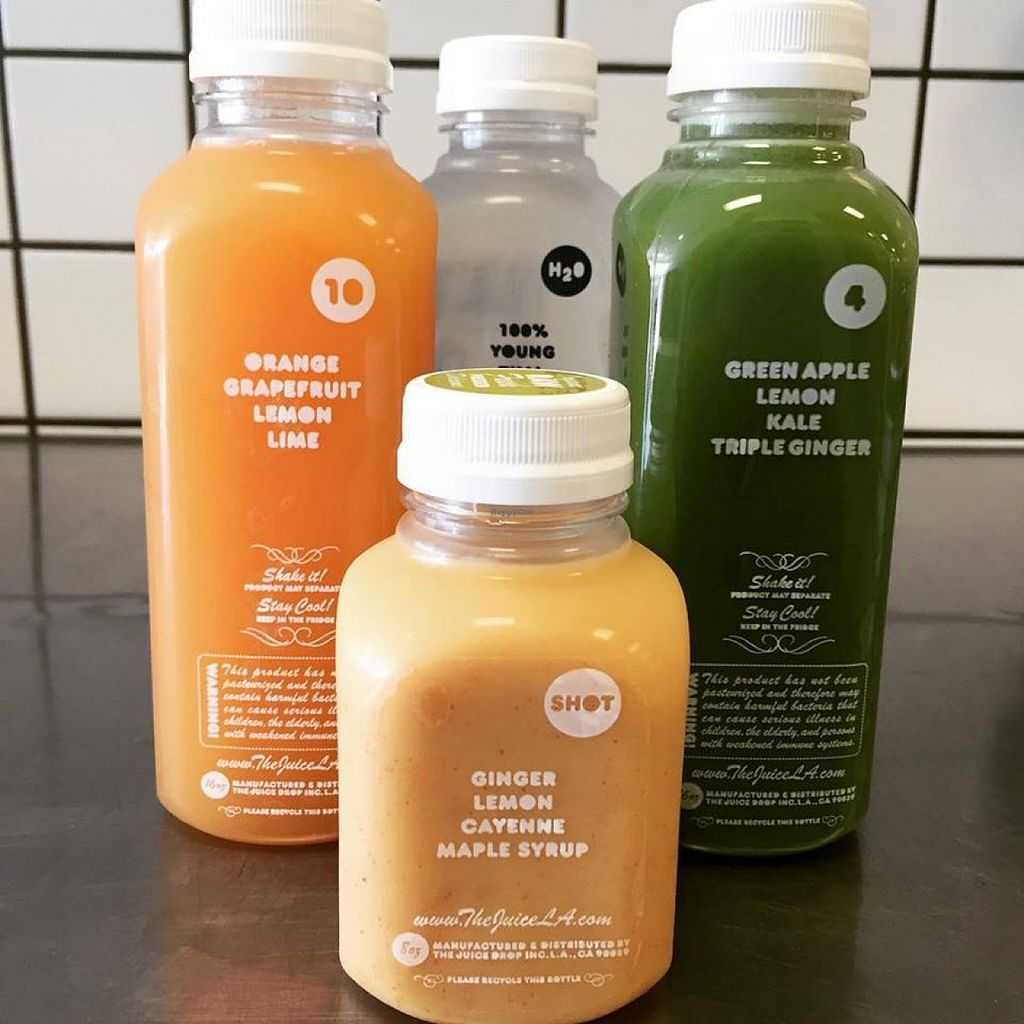 "Photo of The Juice  by <a href=""/members/profile/community"">community</a> <br/>fresh juices  <br/> January 16, 2016  - <a href='/contact/abuse/image/67902/132577'>Report</a>"