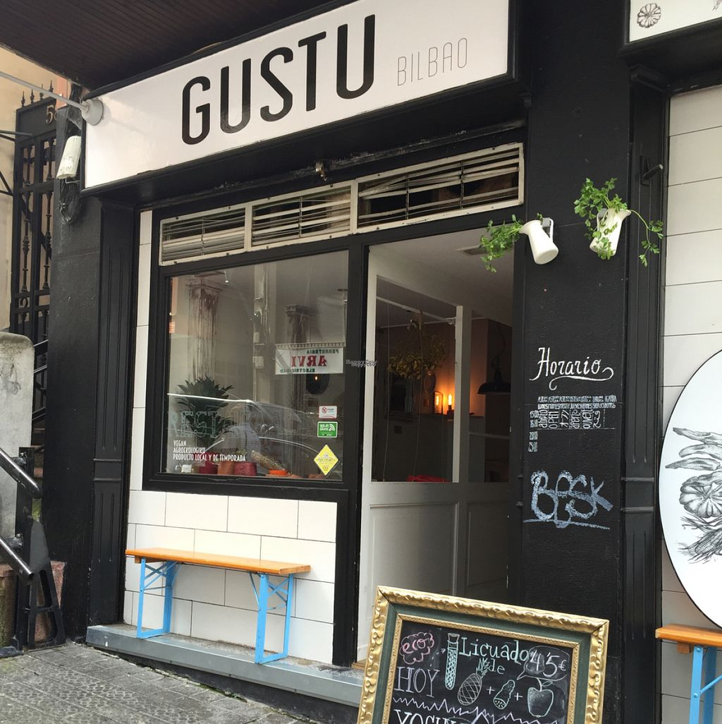 """Photo of Gustu Bilbao  by <a href=""""/members/profile/JesseWaugh"""">JesseWaugh</a> <br/>storefront <br/> August 19, 2016  - <a href='/contact/abuse/image/67915/169975'>Report</a>"""