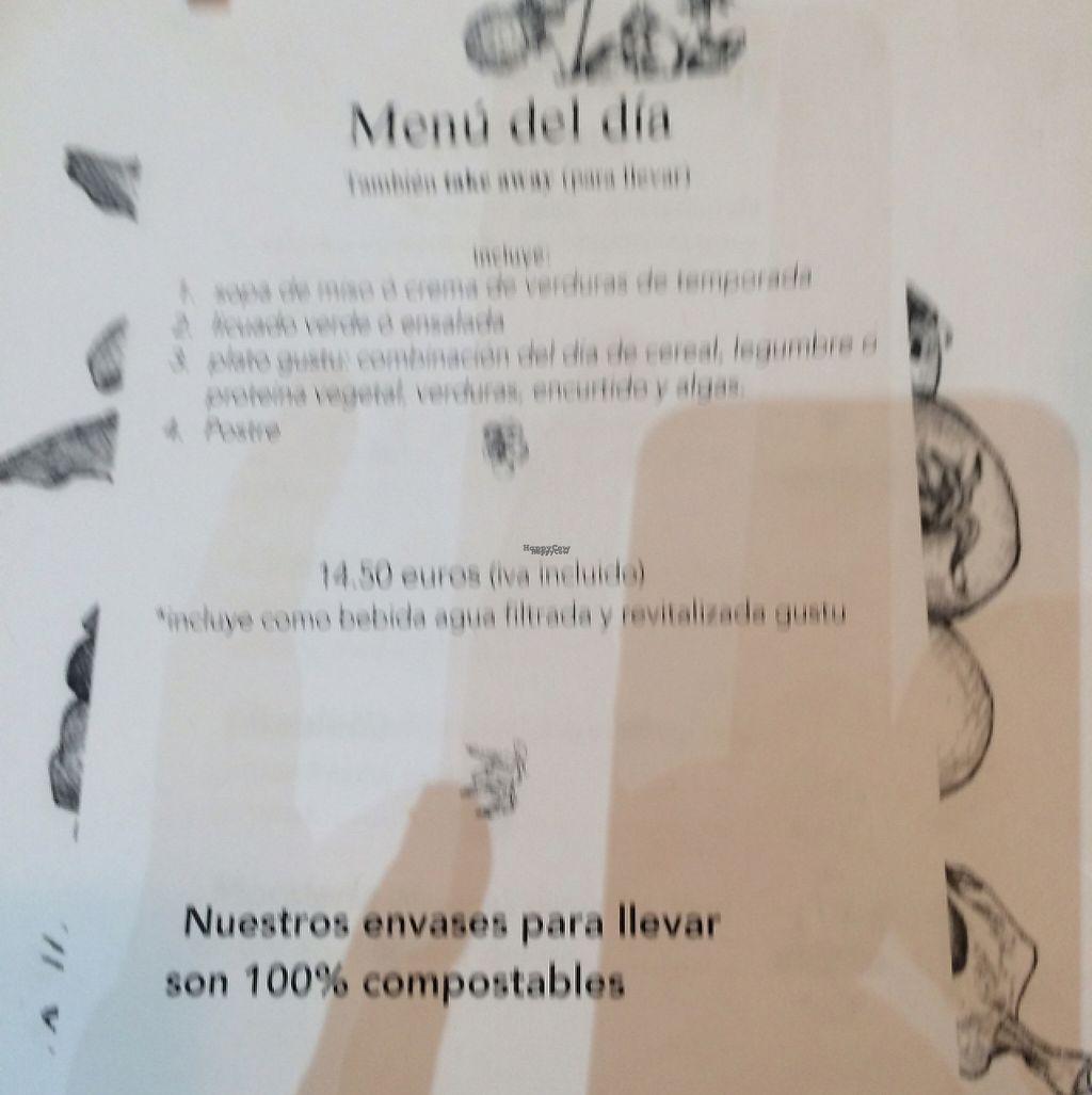 "Photo of Gustu Bilbao  by <a href=""/members/profile/Veggiemight"">Veggiemight</a> <br/>set menu <br/> November 23, 2016  - <a href='/contact/abuse/image/67915/193683'>Report</a>"