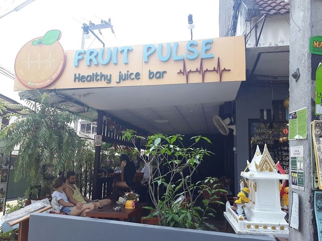 "Photo of Fruit Pulse Juice Bar  by <a href=""/members/profile/LilacHippy"">LilacHippy</a> <br/>Outside <br/> March 5, 2017  - <a href='/contact/abuse/image/67938/232874'>Report</a>"