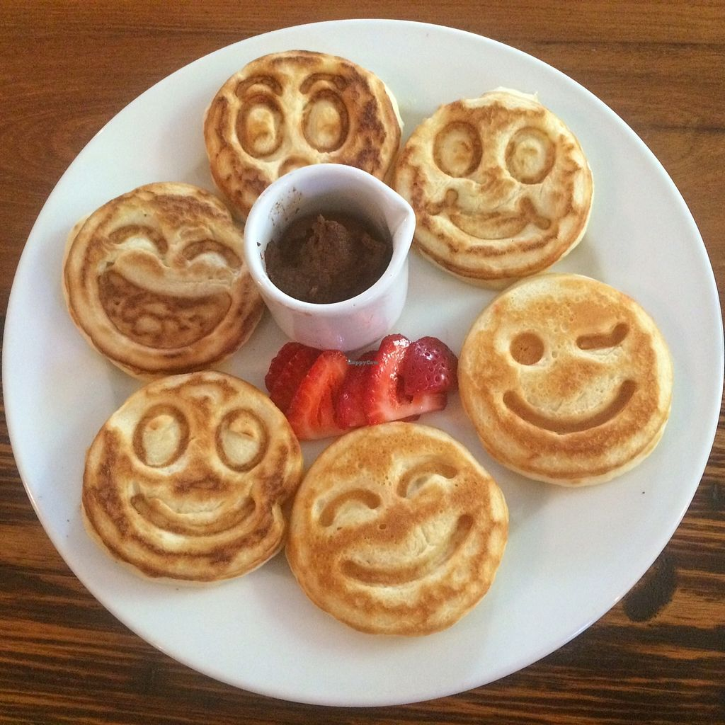 """Photo of Forever - Polanco  by <a href=""""/members/profile/liliscool"""">liliscool</a> <br/>Gluten free pancakes with vegan rawtella  <br/> January 21, 2016  - <a href='/contact/abuse/image/67945/133201'>Report</a>"""