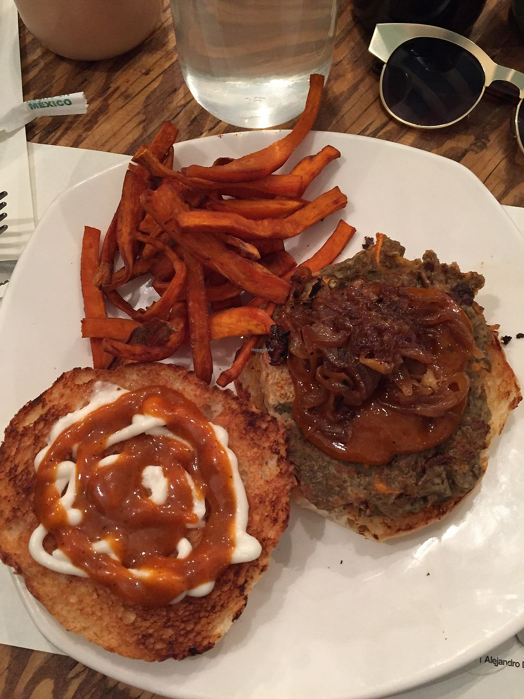 """Photo of Forever - Polanco  by <a href=""""/members/profile/Hope93"""">Hope93</a> <br/>BBQ burger  <br/> February 21, 2018  - <a href='/contact/abuse/image/67945/362144'>Report</a>"""