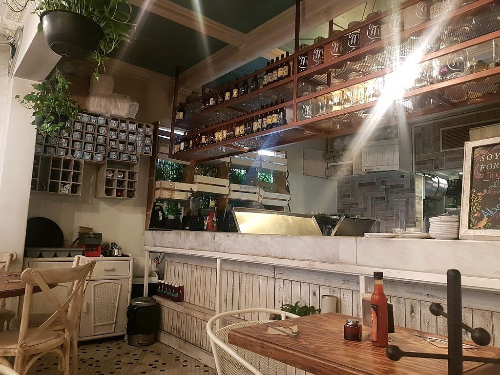 """Photo of Forever - Polanco  by <a href=""""/members/profile/Mellow2bee"""">Mellow2bee</a> <br/>interior food prep area <br/> March 21, 2018  - <a href='/contact/abuse/image/67945/374038'>Report</a>"""