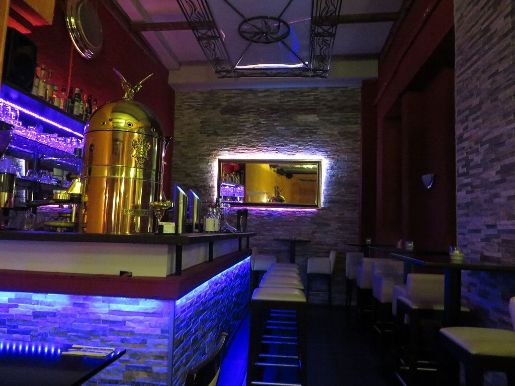"""Photo of Tbilissi Bar-Resto-Lounge  by <a href=""""/members/profile/VegiAnna"""">VegiAnna</a> <br/>at the bar <br/> March 17, 2018  - <a href='/contact/abuse/image/67949/371728'>Report</a>"""