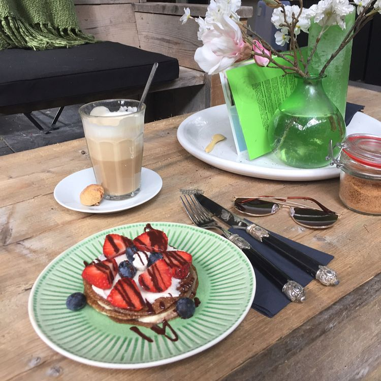 """Photo of Zest for Life  by <a href=""""/members/profile/Sallyb33"""">Sallyb33</a> <br/>Raw Vegan Pancakes <br/> September 13, 2016  - <a href='/contact/abuse/image/67972/175347'>Report</a>"""