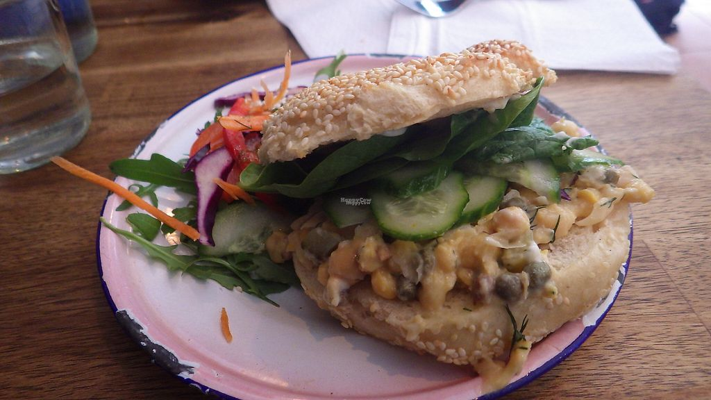 "Photo of Black Sheep Cafe  by <a href=""/members/profile/deadpledge"">deadpledge</a> <br/>Tuna, chick pea and salad seeded bun <br/> April 22, 2017  - <a href='/contact/abuse/image/67984/250910'>Report</a>"