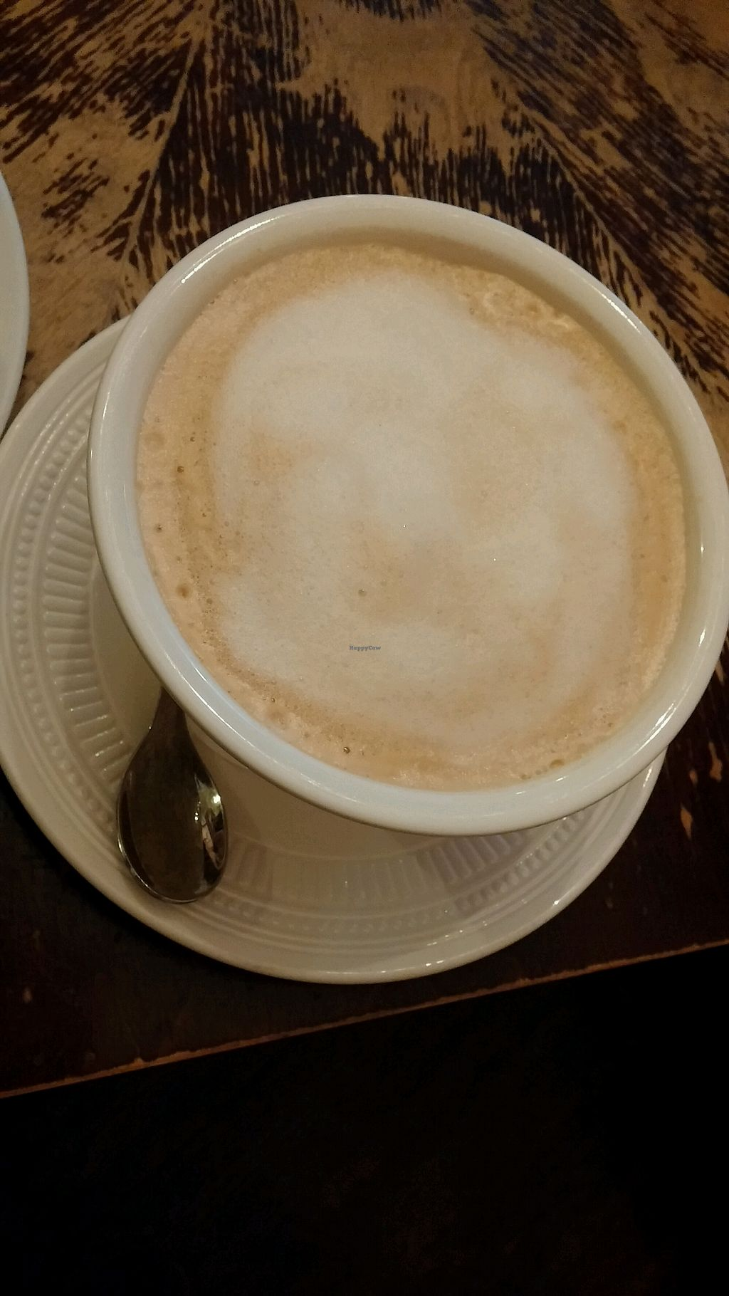 "Photo of Vohvelikahvila  by <a href=""/members/profile/NHT"">NHT</a> <br/>Cafe au lait with Oatly iKaffe  <br/> February 13, 2018  - <a href='/contact/abuse/image/67992/358862'>Report</a>"