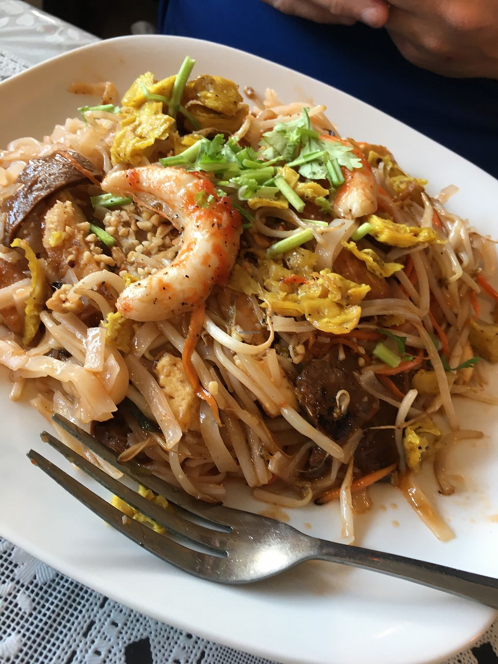 """Photo of Loving Vegan Market & Cuisine  by <a href=""""/members/profile/RoseM"""">RoseM</a> <br/>pad thai  <br/> September 8, 2017  - <a href='/contact/abuse/image/67993/301922'>Report</a>"""
