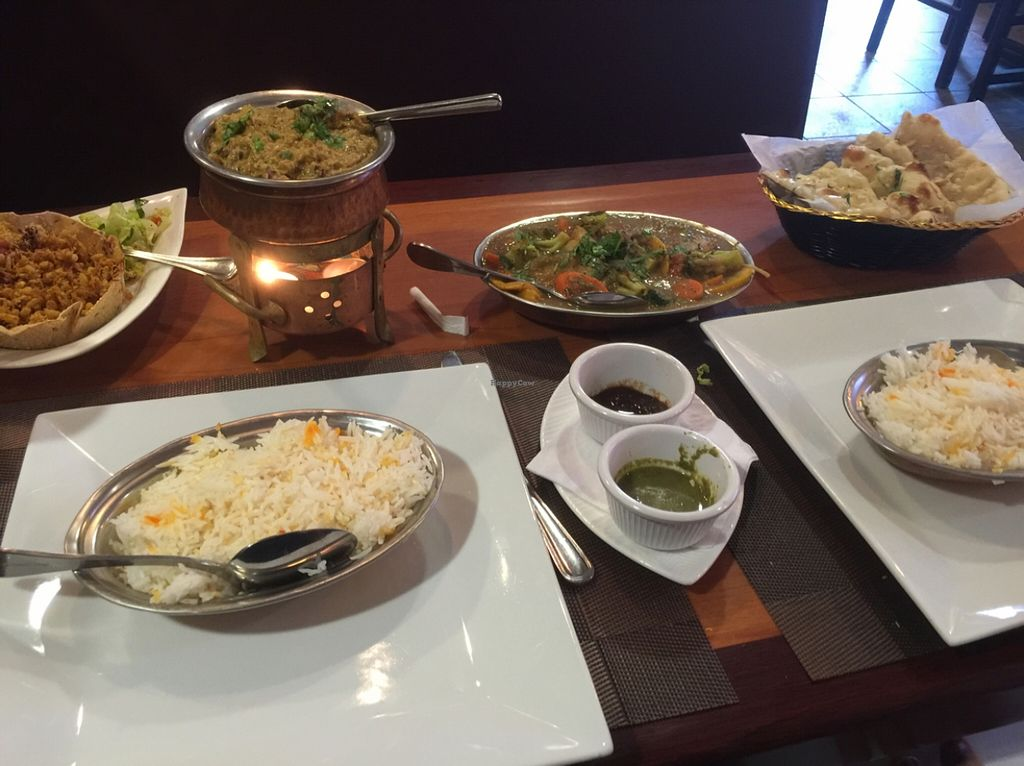 "Photo of Royal India  by <a href=""/members/profile/Mattsgirlelle"">Mattsgirlelle</a> <br/>our dinner  <br/> April 2, 2016  - <a href='/contact/abuse/image/68020/142431'>Report</a>"